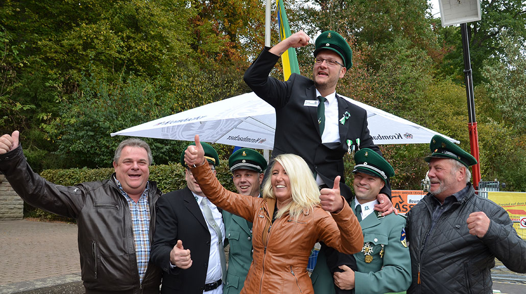 Neuer Kreiskönig aus Welschen-Ennest