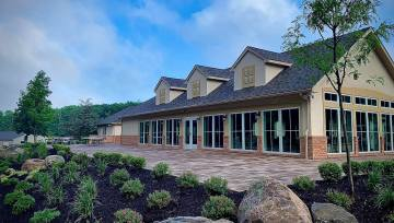 Blue Ridge Trail Clubhouse Construction Complete: Project Update