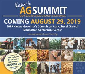 Fourth Annual Kansas Ag Summit @ Manhattan Conference Center