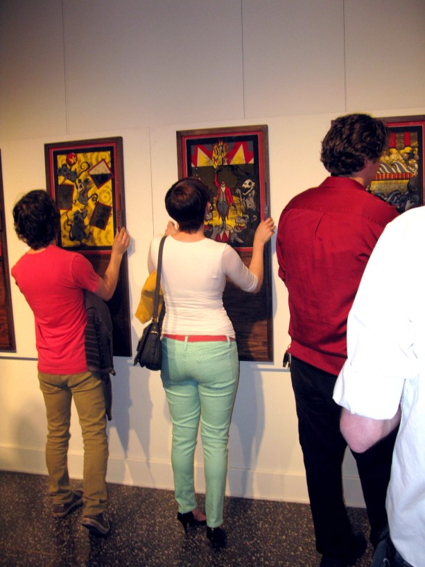 Gallery opening 1