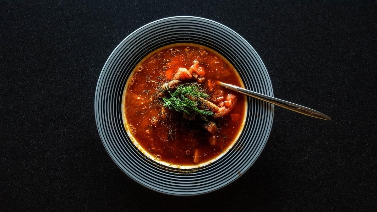 kuchnia węgierska - zupa