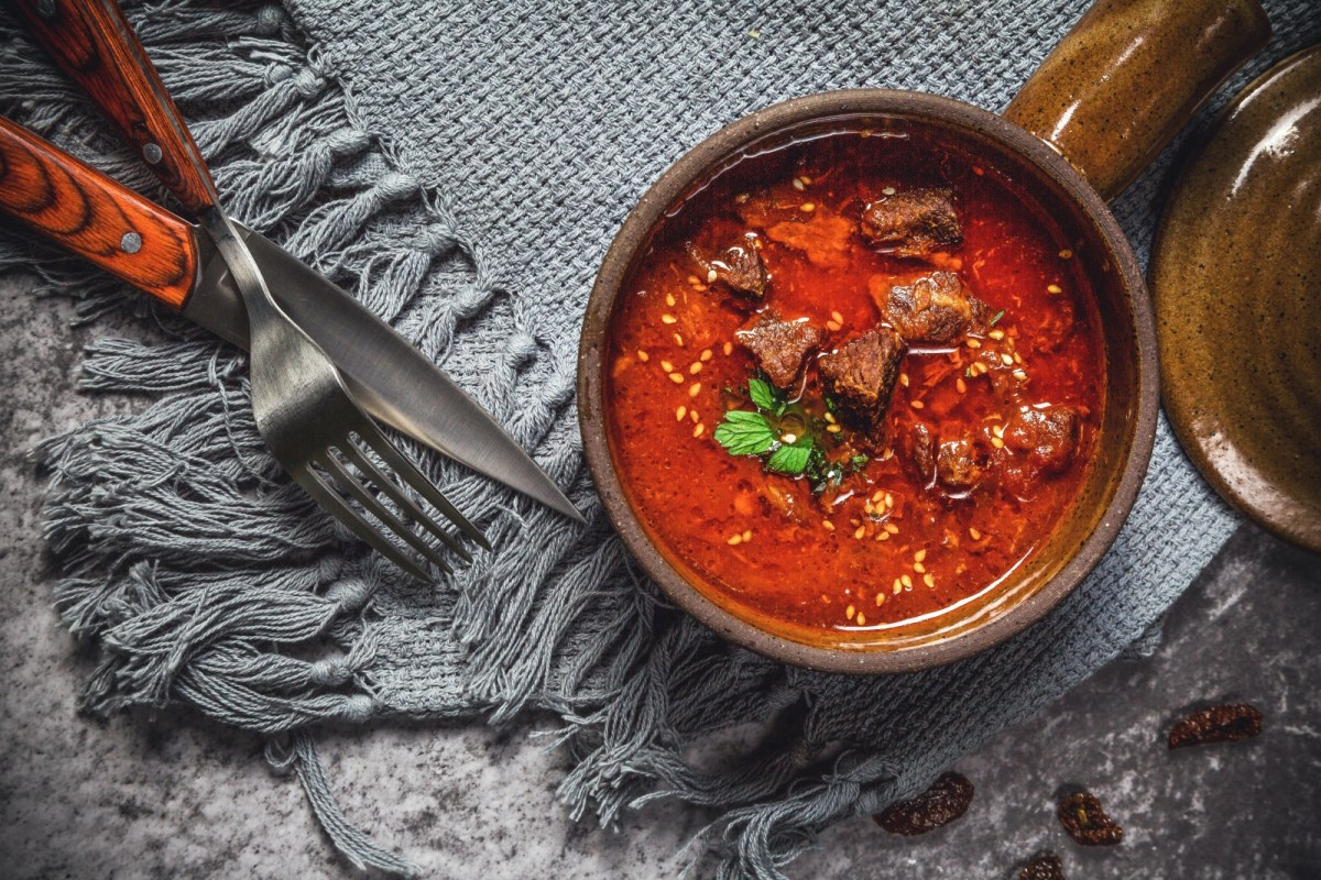 kuchnia węgierska - danie główne