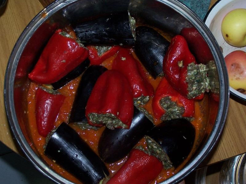 Kuchnia gruzińska - Tolma