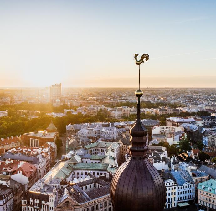 Kuchnia łotewska – zestawienie przepisów