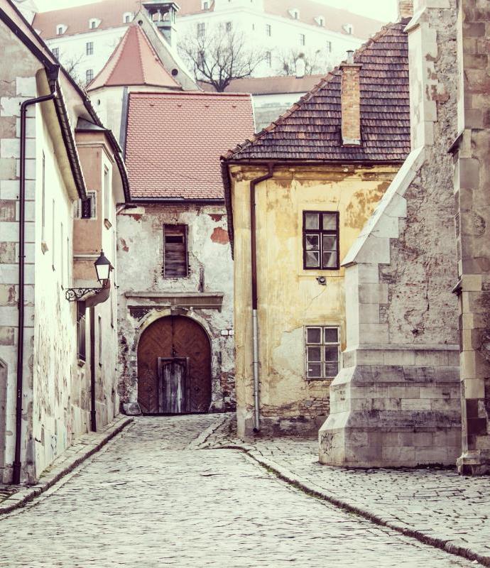 Kuchnia słowacka – zestawienie przepisów