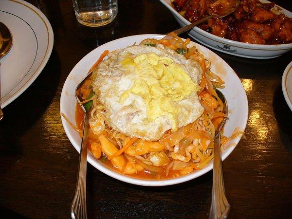 kuchnia nepalska - Chop suey