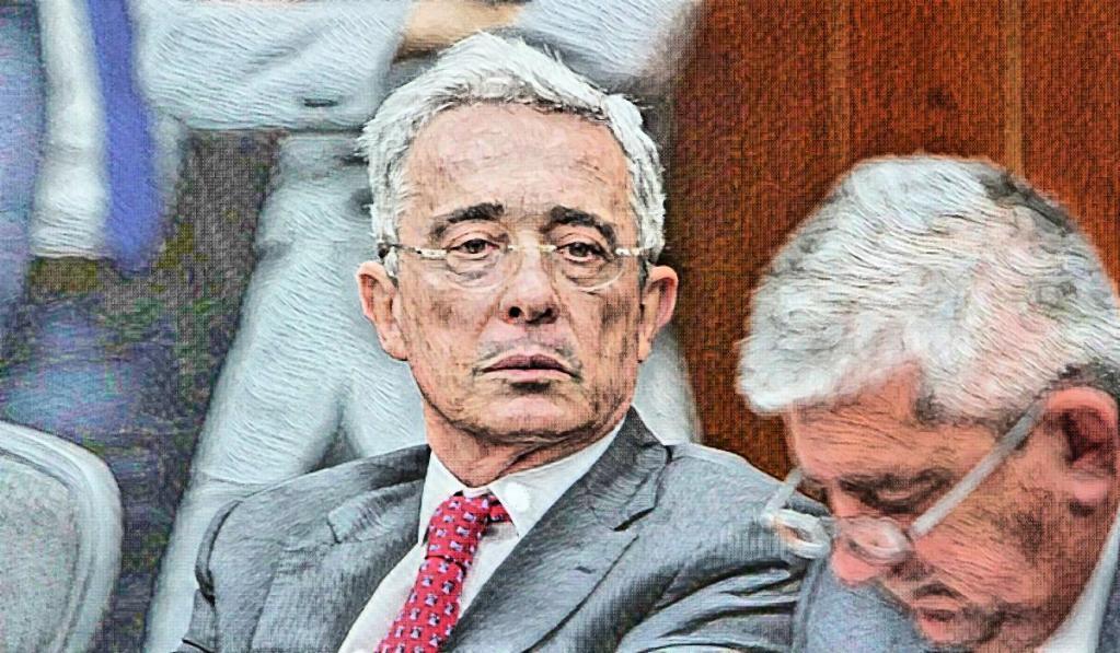 Colombia El ex presidente Uribe bajo arresto domiciliario por soborno de testigos