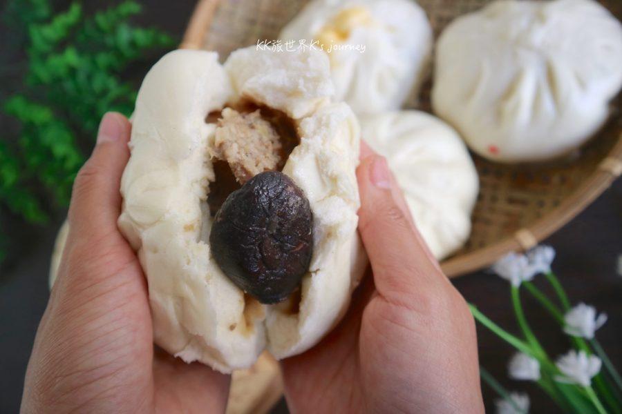 雲林美食|樂包子,鼎泰豐同等級麵粉,餡料豐富每口皆有驚喜!