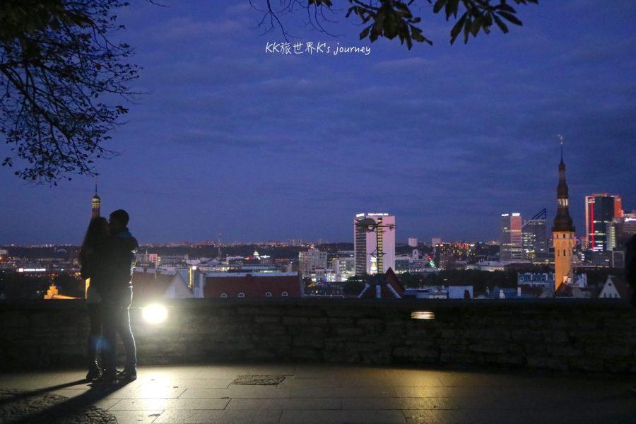 【波羅的海三國流浪記#6】一個人旅行很寂寞、空虛、覺得冷!