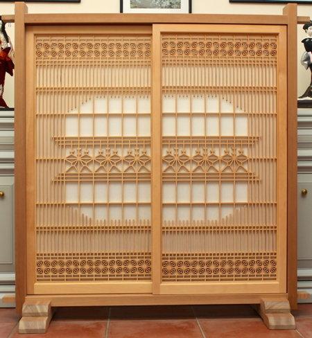 D  M King  Shoji  Square Patterns  Kiri