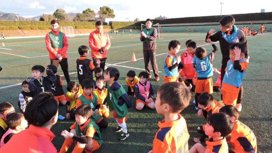 AS.Laranja Kyotoのサッカーアカデミーにお邪魔しました