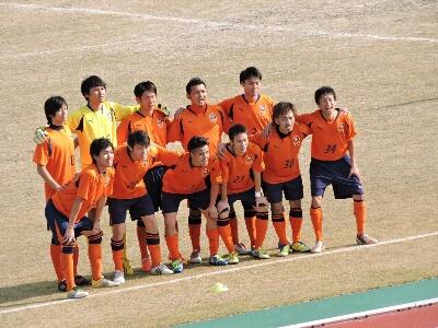 モルテンカップ( AS.Laranja Kyoto vs 桂向FC )
