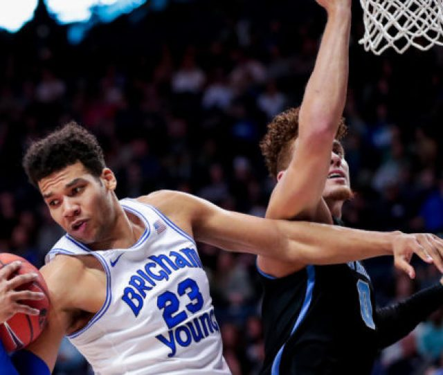 Nine Game Suspension For Byu Basketball Star Yoeli Childs