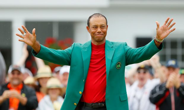o connell tiger woods