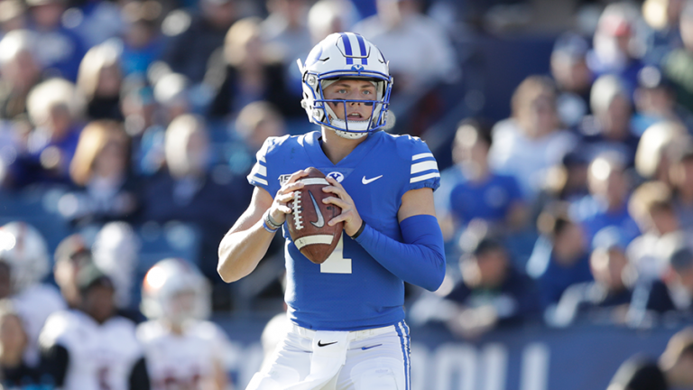 Analyst: BYU's Zach Wilson 'Every Bit As Good' As Top QBs In 2021 NFL Draft