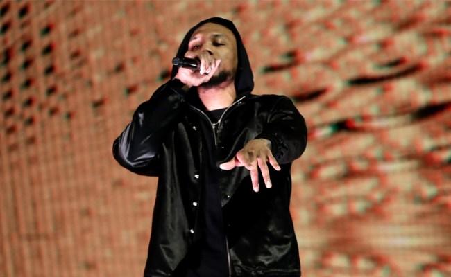 Nba All Star Damian Lillard Raps During All Star Saturday