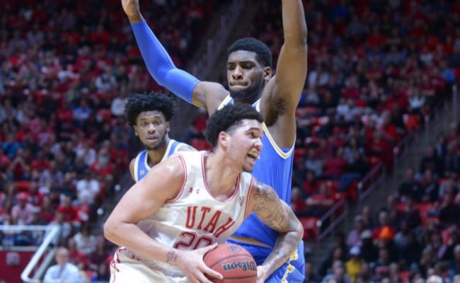 Utah Looking To Bounce Back In Pac 12 Action Against Ucla