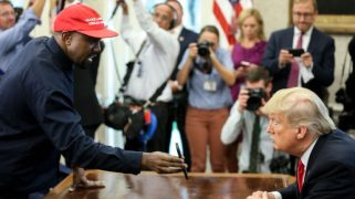 Kanye West Will Be On The Ballot In Utah