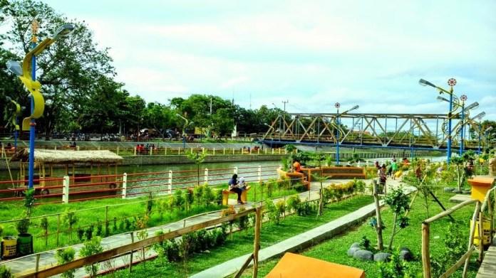 Taman Cimanuk Wisata Baru Yang Memikat Di Indramayu Jawa Barat Jawa Barat