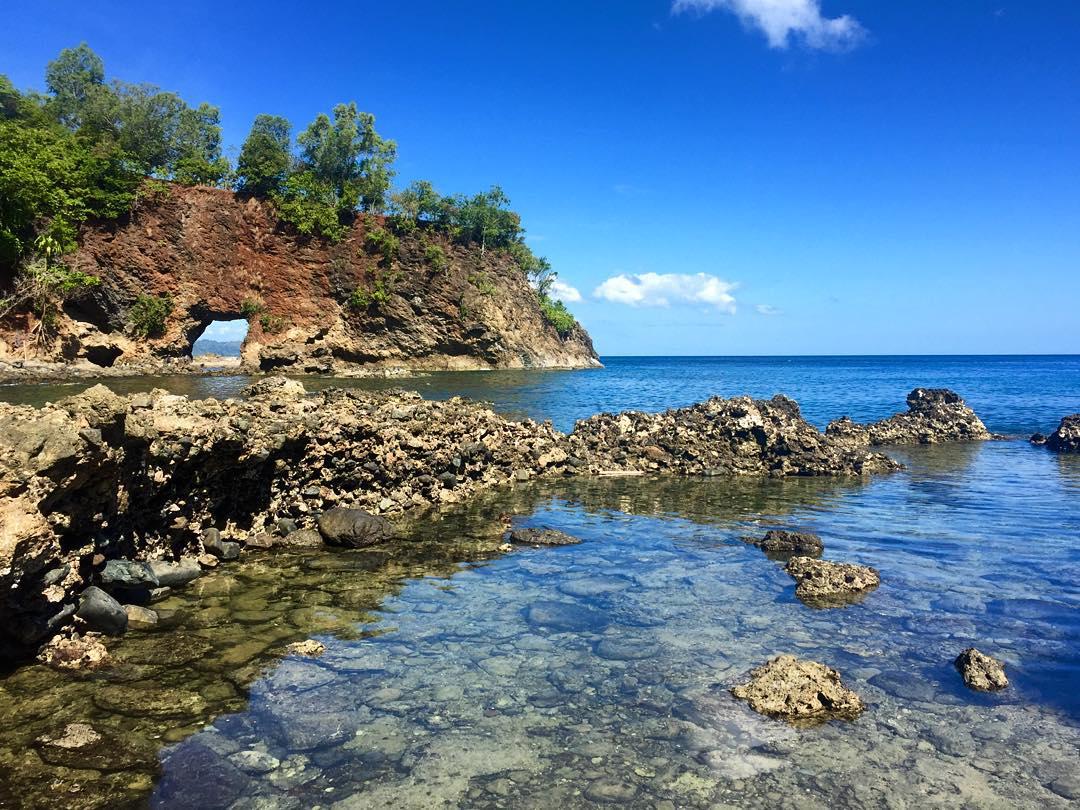 Pantai Pintu Kota Pesona Wisata Pantai Tebing yang Indah