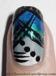 Abstract Nails from NAGG Challenge