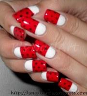 ladybug nails .l. 's