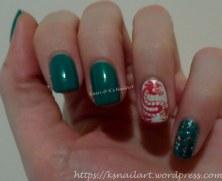 Red Dragon Nails