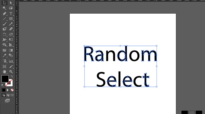 Select Random Objects