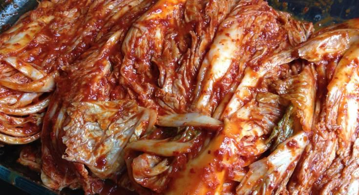 korean, pickle, kimchi, spicy, fermented