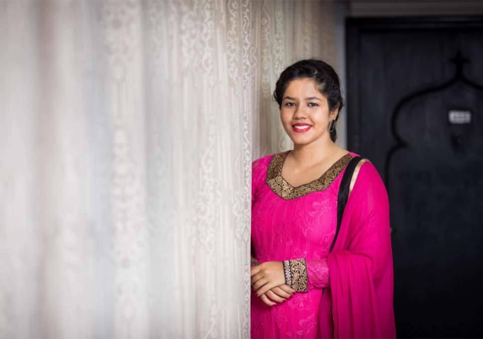 Bhumija Lenka KSOM Student KIIT