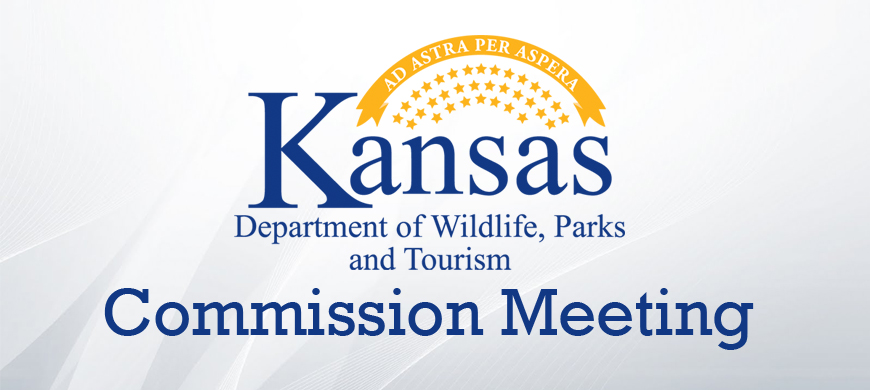 Wildlife, Parks and Tourism Commission To Hold Public Meeting in Chanute