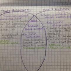 Venn Diagram Type 1 And 2 Diabetes Ryobi Ss30 Fuel Line Pbs Classroom Activities Katie Silasiri Compare Contrast