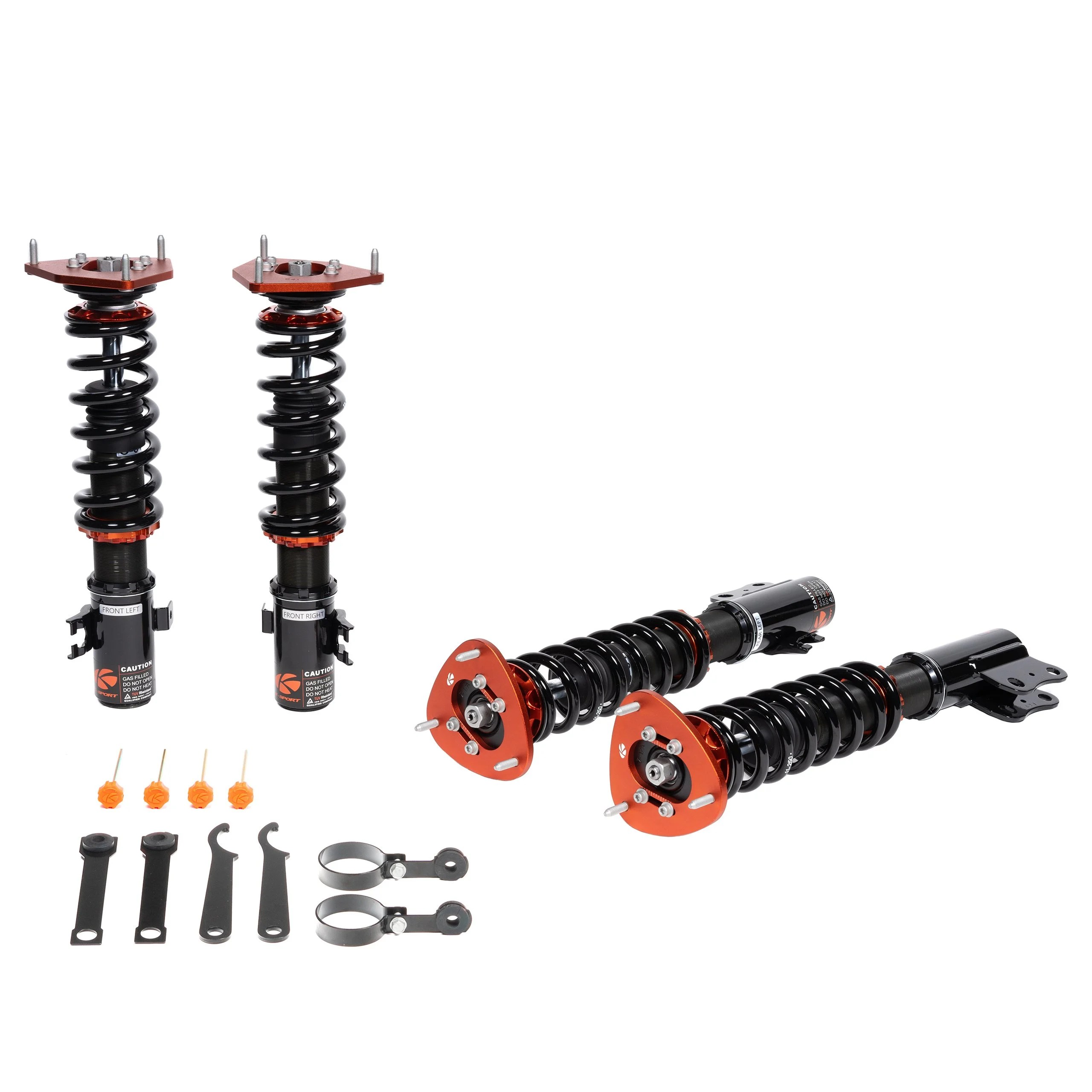Bmw 3 Series Coilovers For 99 05