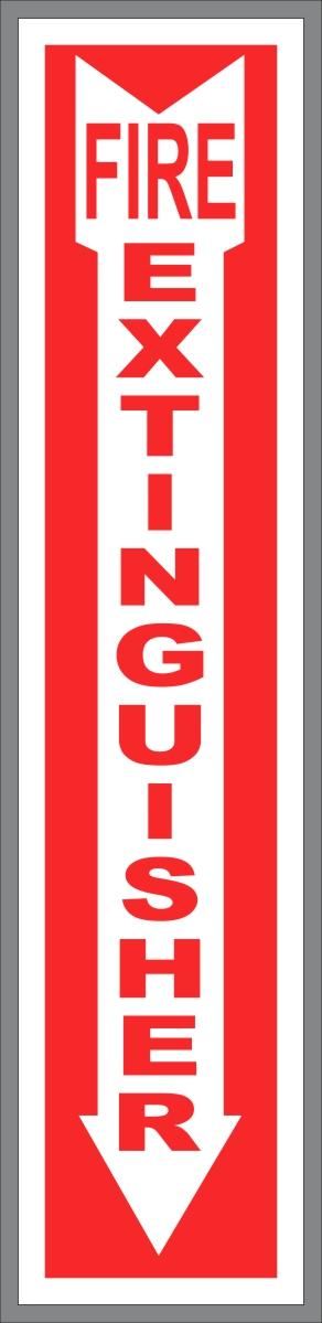 Extinguisher Locator Stickers