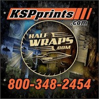 KSP equipment decals printing