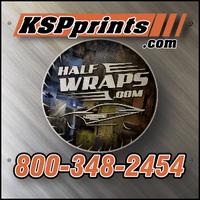 KSP waste decals printing