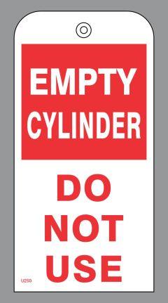 EMPTY CYLINDER - Do Not Use