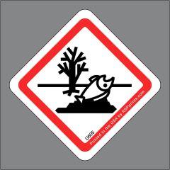 GHS Environment Hazard Sticker