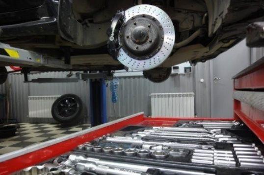 Техническое обслуживание тормозных систем
