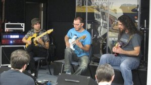 Andy Wood - Chris Ptacek - Tom Quayle - RMA