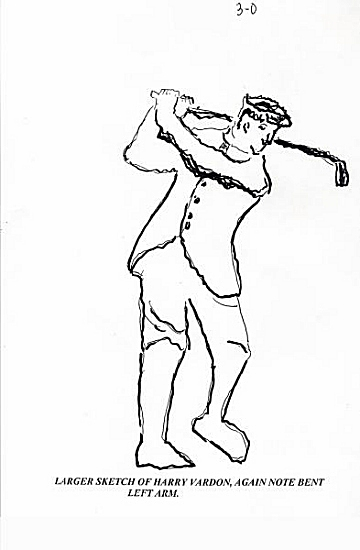 Kody's Simple Swing: Some Helpful Golf Sketches
