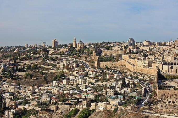 Иерусалим, вечный город, прекрасный и многоликий, столица Израиля с очень давних времен