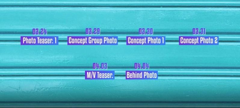 Imfact schedule