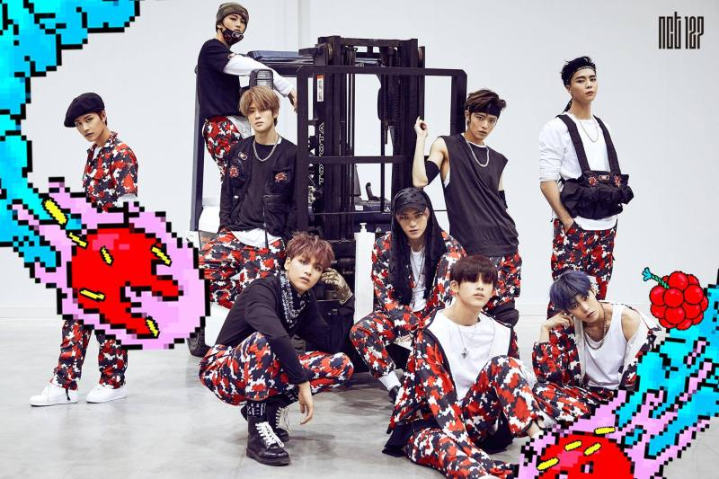 nct 127 groupe1
