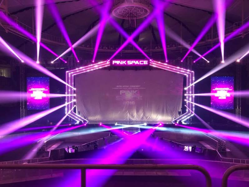 Apink pink space 7