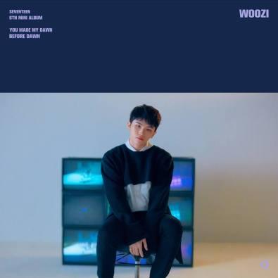 Seventeen Woozi 1