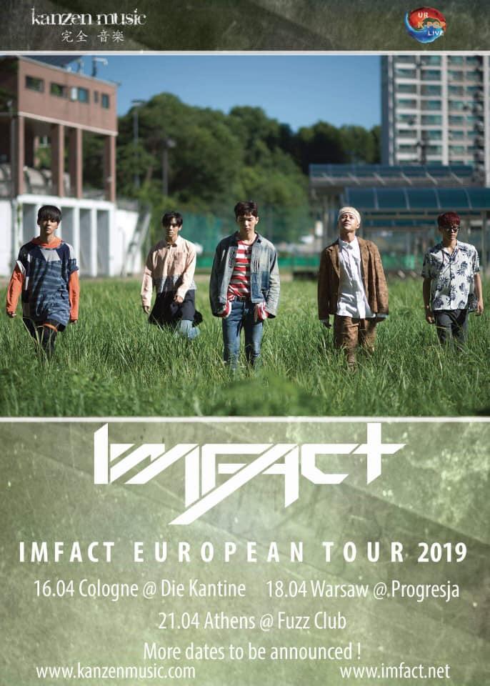 imfact concert