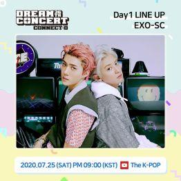 Dream concert exo sc