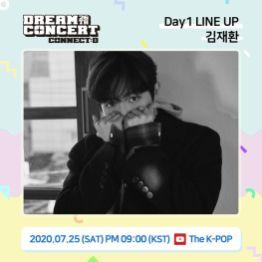 dream concert kim jae hwan
