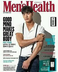 MEN'S HEALTH - ACTOR LEE TAE HWAN - SEP 2019
